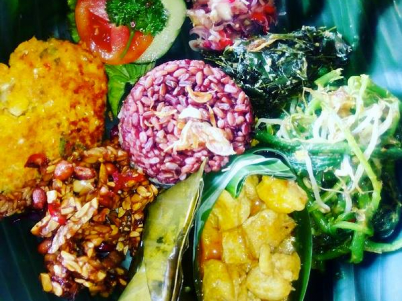 Bali Meals for Yoga Retreat and Teacher Training